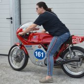 The Most Historic Motorcycle. Foto: Autodrom Most